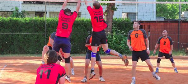 Nábor do oddílů rekreační volejbal