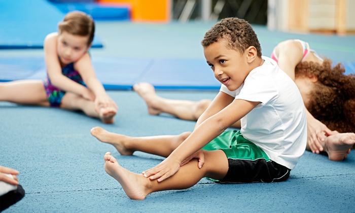 Cvičení mladší žáci a žákyně
